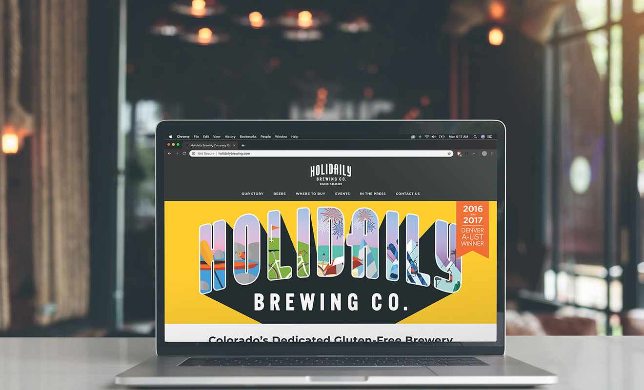 holidaily brewing co. | domoto brands